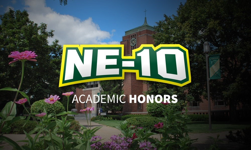 DEPARTMENT-RECORD 71 PERCENT OF LE MOYNE STUDENT-ATHLETES NAMED TO THE SPRING 2016 NE-10 COMMISSIONER'S HONOR ROLL - Le Moyne College Athletics