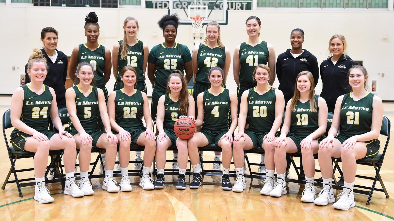 2018 19 Women S Basketball Roster Le Moyne College Athletics